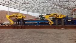 砖厂旋转窑滑触线HXPNR-1600A