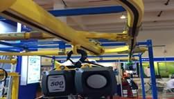 电动葫芦用电缆滑线HXDL-60